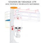 Rédaction technique sur notice d'une station de vidange 1379