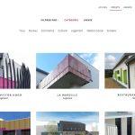 Page des projets Archimage et associées
