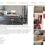 Exemples de découpes numériques par la Menuiserie Charpente Daviaud