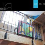 Page d'accueil du site de Patrick Poirier, architecte DPLG à Nantes